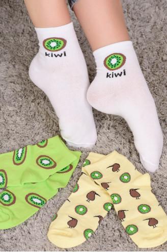 Носки женские  Киви