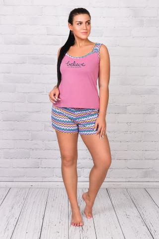 Пижама женская 23252  Розовый