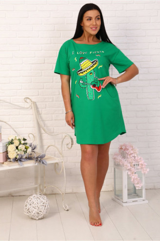 Туника женская САМБУКА  Зелёный