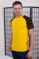 Футболка мужская  39152  Жёлтый