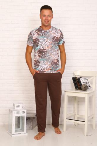 Костюм мужской с брюками МУССОН  Кофе